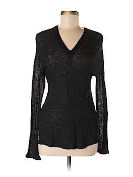 Acrobat Silk Pullover Sweater Size M