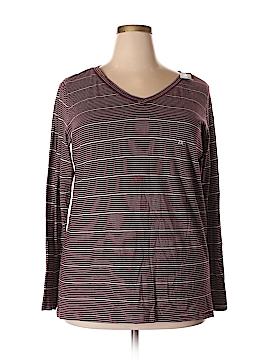 Joe Boxer Long Sleeve T-Shirt Size 2X (Plus)