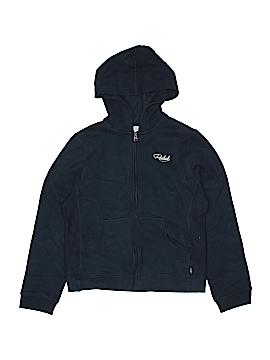 Reebok Zip Up Hoodie Size S (Kids)