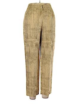 Vera Cristina Silk Pants Size 10