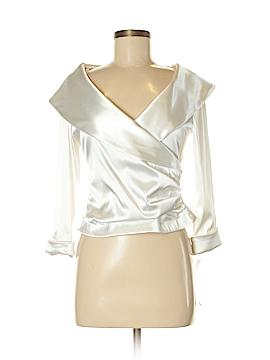 Jessica Howard 3/4 Sleeve Blouse Size 8 (Petite)