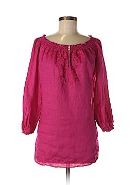 Lauren by Ralph Lauren 3/4 Sleeve Blouse Size M