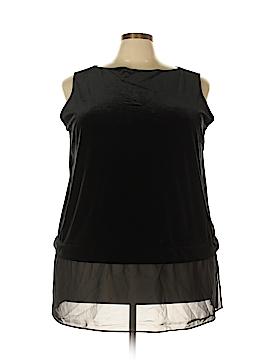 Lauren by Ralph Lauren Sleeveless Blouse Size 3X (Plus)