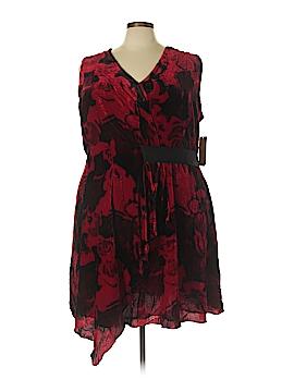 RACHEL Rachel Roy Casual Dress Size 24 (Plus)
