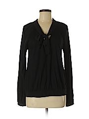 Meadow Rue Women Long Sleeve Top Size M