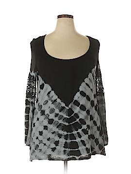 Jessica Simpson 3/4 Sleeve Top Size 1X (Plus)