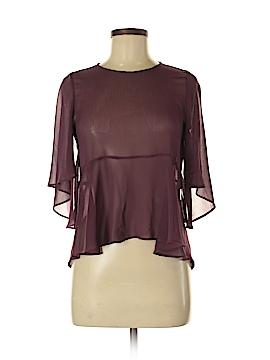 Stoosh 3/4 Sleeve Blouse Size S