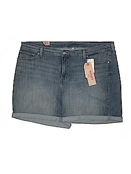 Levi's Denim Shorts Size 22 (Plus)