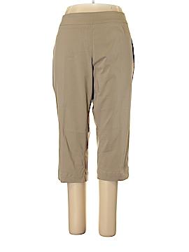 MULTIPLES Khakis Size 18W (Plus)