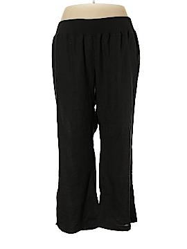Calvin Klein Linen Pants Size 2X (Plus)