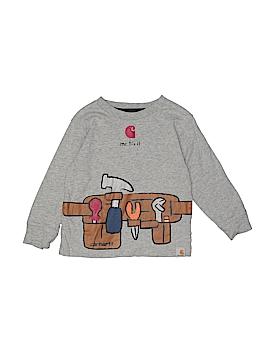 Carhartt Long Sleeve T-Shirt Size 2T