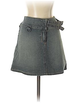 ABS Allen Schwartz Denim Skirt 30 Waist
