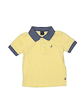 Nautica Short Sleeve Polo Size 4T