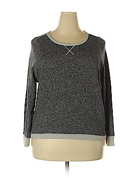 Bobbie Brooks Sweatshirt Size 1X (Plus)