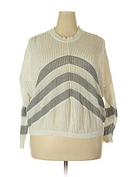 Joe Boxer Pullover Sweater Size 2X (Plus)