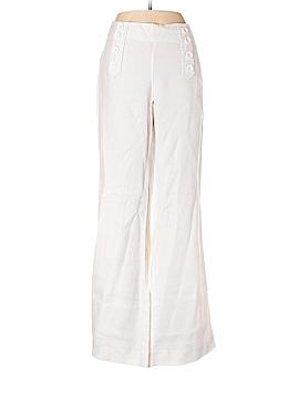 Banana Republic Factory Store Linen Pants Size 8