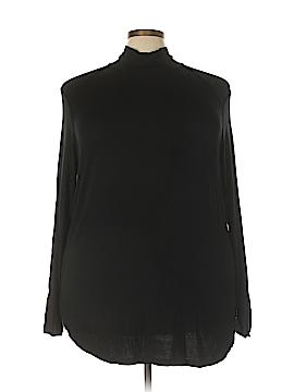 Melissa McCarthy Seven7 Long Sleeve Top Size 2X (Plus)
