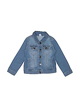 Carter's Denim Jacket Size 4