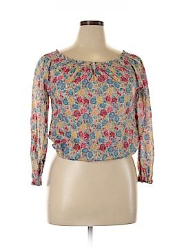 Ralph Lauren Long Sleeve Top Size 12