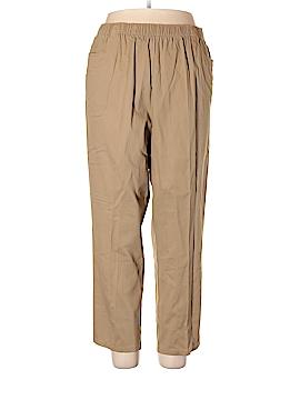 Chic Casual Pants Size 20 (Plus)