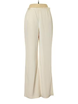 Lafayette 148 New York Silk Pants Size 12