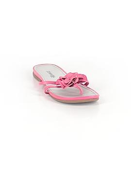 St. John's Bay Flip Flops Size 6 1/2