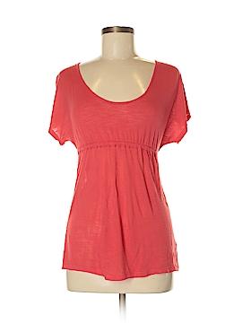 Decree Short Sleeve Top Size M