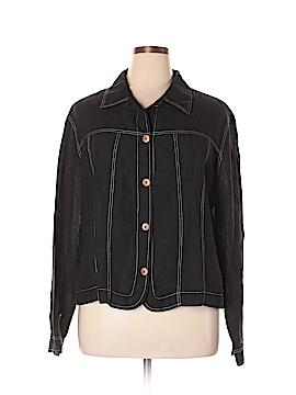Harve Benard by Benard Haltzman Jacket Size XL