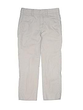 Crewcuts Khakis Size 6 (Slim)