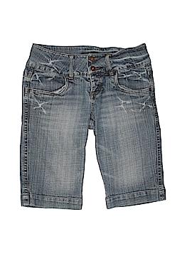Anchor Blue Denim Shorts Size 5