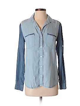 Bella Dahl Long Sleeve Blouse Size XS