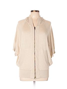 Haute Hippie Silk Cardigan Size L