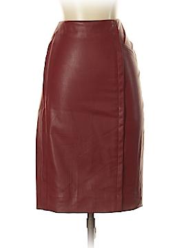 Zara Faux Leather Skirt Size 5