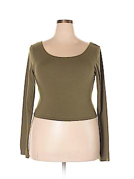 Nicki Minaj Long Sleeve T-Shirt Size 3X (Plus)