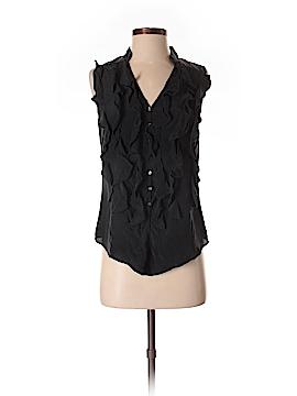 Fifteen Twenty Sleeveless Silk Top Size S