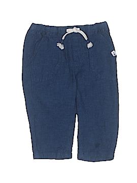 H&M Linen Pants Size 9-12 mo