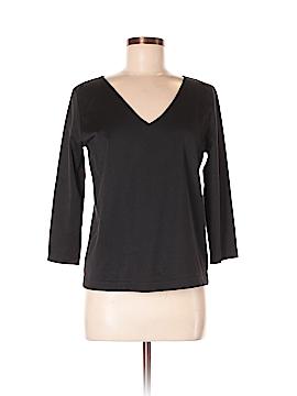 Linda Allard Ellen Tracy 3/4 Sleeve Blouse Size M