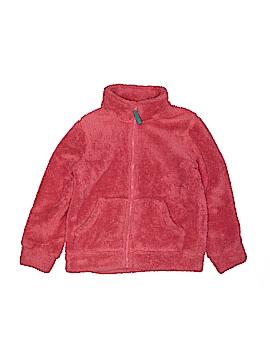 Mini Boden Fleece Jacket Size 7
