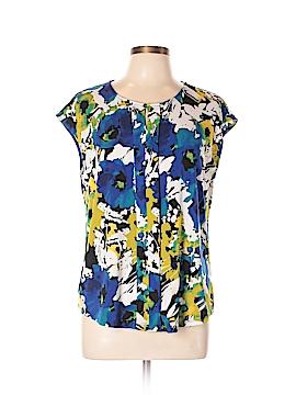 Liz Claiborne Short Sleeve Top Size L