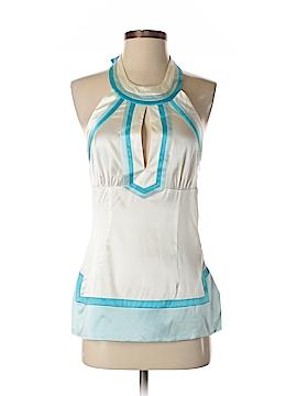 Bebe Sleeveless Silk Top Size XS