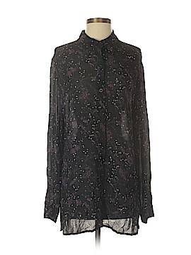 Carole Little Long Sleeve Blouse Size 8
