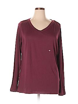 Joe Boxer Long Sleeve T-Shirt Size 1X (Plus)