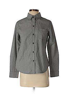 Pendleton Long Sleeve Button-Down Shirt Size S (Petite)