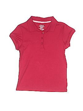 IZOD Short Sleeve Polo Size 6