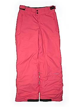 Columbia Snow Pants Size 14/16