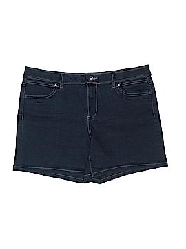 Simply Vera Vera Wang Denim Shorts Size 10