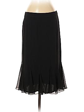 T by Tadashi Silk Skirt Size 8