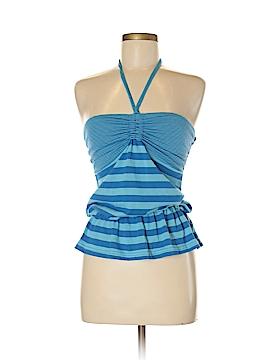Blu Chic Halter Top Size M