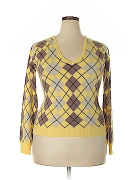 Pringle of Scotland Cashmere Pullover Sweater Size XL