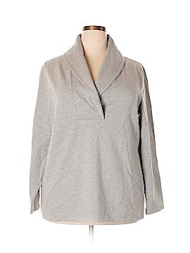 Talbots Sweatshirt Size 2X (Plus)